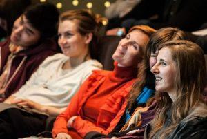 Сотрудники Мемориального музея научной библиотеки Дома Гоголя организуют кинолекторий «Колдунья». Фото: Анна Быкова