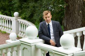 Депутат городского Парламента Игорь Бускин