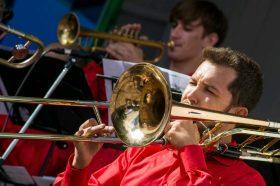 Концерт «Между классикой и джазом осень» проведут в Доме Гоголя. Фото: сайт мэра Москвы