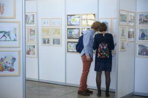 Выставку «Впечатления» презентуют в музее Александра Скрябина. Фото: Наталья Феоктистова, «Вечерняя Москва»