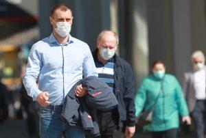 Магазин Adidas в ЗАО оштрафуют за нарушение антиковидных мер. Фото: Наталия Нечаева, «Вечерняя Москва»
