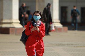Антирекорд: В Москве за сутки госпитализировано 1049 человек с COVID-19. Фото: Наталия Нечаева, «Вечерняя Москва»