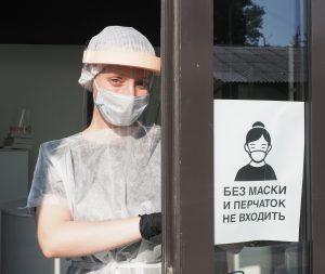 «Студию маникюра Лены Лениной» в ЦАО могут закрыть на 90 дней за нарушение антиковидных мер. Фото: Антон Гердо, «Вечерняя Москва»
