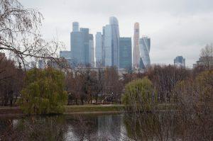 Компании «Башня Федерация» грозит штраф за нарушение указа об удаленке. Фото: Анна Быкова