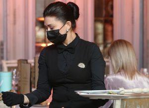 Ресторан Balagan может быть оштрафован на 1 млн за нарушение антикоронавирусных мер. Фото: архив, «Вечерняя Москва»