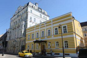 Онлайн-концерт проведут в Доме-музее Марины Цветаевой. Фото: Владимир Новиков, «Вечерняя Москва»
