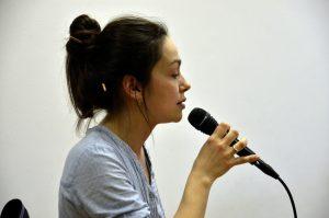 Занятия вокалом организовали в центре социального обслуживания «Арбат». Фото: Анна Быкова