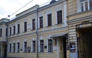 Историю турне с участием Александра Скрябина вспомнят в одном из музеев района. Фото: Анна Быкова