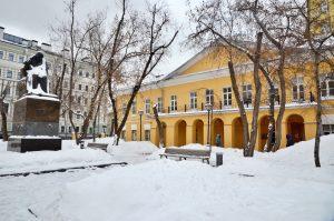 Музыкальный салют состоялся в Доме Гоголя. Фото: Анна Быкова