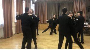 Ученики школы №1231 приняли участие во Всероссийской акции. Фото с сайта школы