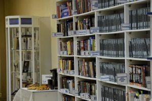Художественная читка состоится в библиотеке №3. Фото: Анна Быкова