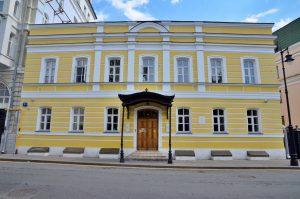 Концерт «Искрометный Цыбин» организуют в Доме-музее Марины Цветаевой. Фото: Анна Быкова