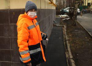 Представители «Жилищника» в скором времени начнут основные весенние работы на территории района. Фото: Наталия Нечаева, «Вечерняя Москва»