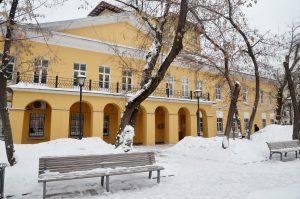 Кинолекторий состоится в Доме Гоголя. Фото: Анна Быкова