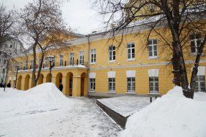 Праздничную программу в честь Масленицы провели в Доме Гоголя. Фото: Анна Быкова