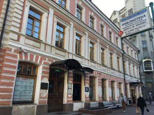 Музыкальный спектакль состоится в Доме Лосева. Фото: Анна Быкова