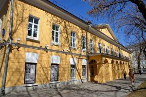 Концерт в рамках Первого московского фестиваля состоится в «Доме Гоголя». Фото: Анна Быкова