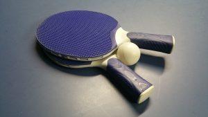 Занятие теннисом проведут сотрудники филиала «Наш Арбат». Фото: pixabay.com