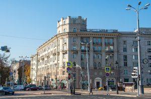 Дом 1944 года постройки отремонтируют в Пресненском районе. Фото: сайт мэра Москвы