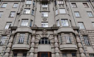 Фасад дома Кальмеера отремонтируют. Фото: сайт мэра Москвы