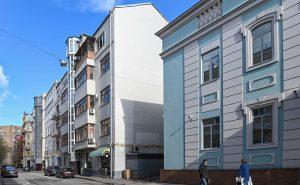 Исторический дом в переулке Сивцев Вражек отремонтируют. Фото: сайт мэра Москвы