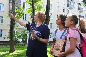 Пешеходную экскурсию организуют сотрудники «Дома Гоголя». Фото: Пелагия Замятина, «Вечерняя Москва»