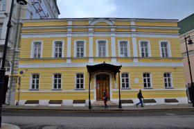 Авторская экскурсия «Любовный долг» пройдет в Доме-музее Марины Цветаевой. Фото: Анна Быкова