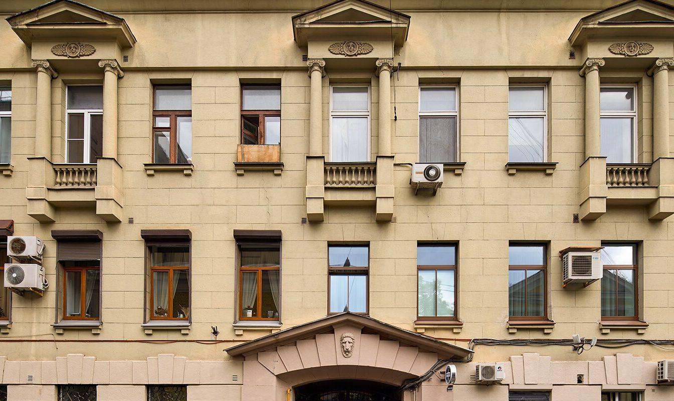 Историческое здание в районе капитально отремонтируют. Фото: сайт мэра Москвы