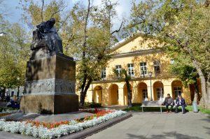 «Дом Гоголя» проведет экскурсию «Литературный Арбат». Фото: Анна Быкова